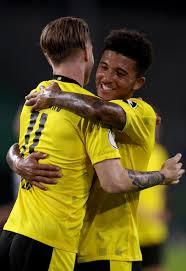 Duisburg 0-5 Borussia Dortmund 💪 💛 Marco... - UEFA Champions League