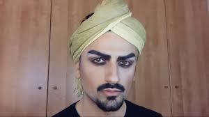 male genie makeup ideas saubhaya makeup