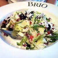 brio tuscan grille steak salad calories
