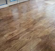 sned concrete flooring