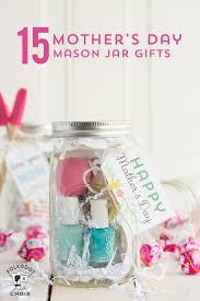 day gift ideas cute mason jar gifts