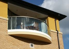 exciting balcony railings design with