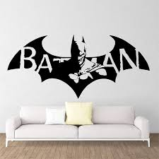 Batman Dark Knight Super Hero Vinyl Wall Art Decal