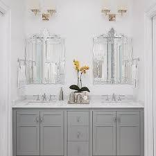 venetian bathroom mirrors design ideas