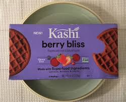 kashi berry bliss waffles review