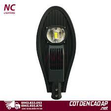 Đèn đường hình chiếc lá 50W, đèn led cao áp , Chip Philips, Nguồn DONE, Bảo  Hành