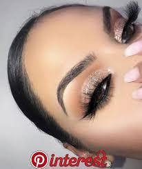 stunning 40 shimmery eyeshadow look