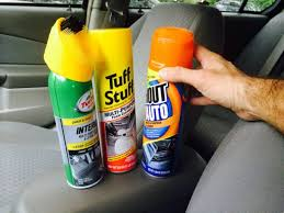 my review of car upholstery cleaners