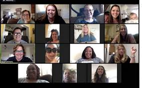 We had a virtual staff meeting this... - Capron Elementary School | Facebook