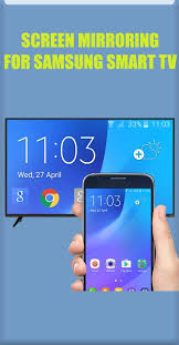 screen mirroring for samsung smart