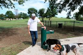 New Off Leash Dog Park At Wichita S Harrison Park Is Open The Wichita Eagle