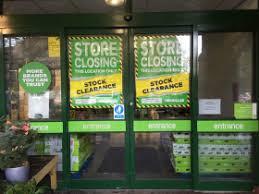 Further Homebase Closures Ahead