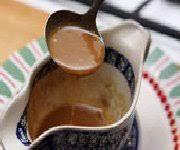 sauce brune liste des recettes