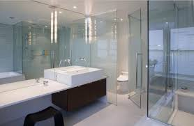 frosted glass partition design for