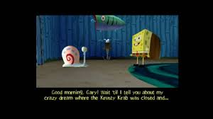 spongebob squarepants revenge of the