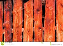 Orange Wood Fence Plank Texture Background Stock Photo Image Of Cracked Advertisement 125214348