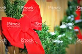Christmas Decoration On Fence Stock Photo Download Image Now Istock