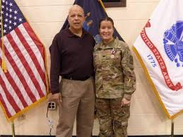 Isabel Smith of Goshen promoted to Colonel in Army National Guard