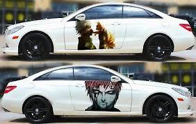 Naruto Anime Car Door Decal Vinyl Graphics Sticker Kakashi Kurama Fit Any Car Ebay