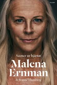 Scener ur hjärtat av Malena Ernman och Svante Thunberg | Varbergs bibliotek  - människor, möten, medier