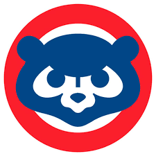 Chicago Cubs Fathead Logo Giant Removable Decal