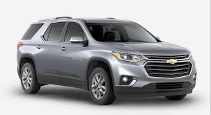 2018 chevrolet traverse pricing specs
