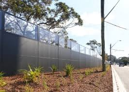 Commercial Noise Walls Acoustic Fences Modularwalls