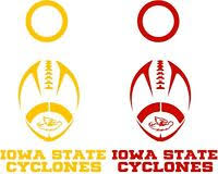 Cornhole Bag Toss Iowa Cyclones Set Of 8 Vinyl Stickers Cornhole Decals Free Window Decals Sporting Goods Cub Co Jp