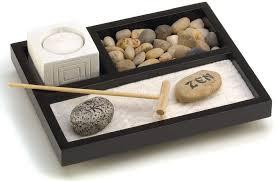 gifts decor tabletop zen garden kit