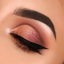 36 trendy natural pink eye makeup looks