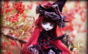 stylish doll hd wallpaper 146ws