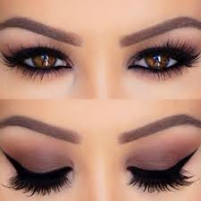 stunning makeup ideas for brown eyes