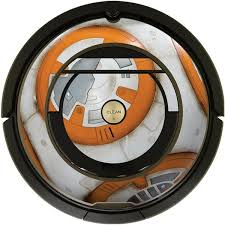Bb8 Skin For All Floor Cleaning Robots Azvinylworks