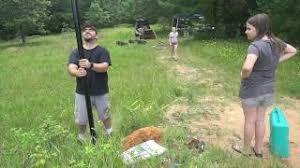 Diy Deer Fencing We Setup A Huge 8 Foot High Deer Fence For Our Garden Youtube