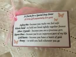 keepsake gift for my sister