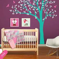 Baby Nursery Tree Wall Decal Mural Sticker Decoration Huge Tree 001 Studioquee On Artfire
