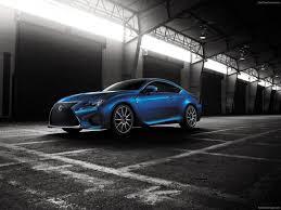 2016 cars coupe lexus rc f blue