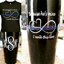 From Shirt To Yeti Cup Cup Decal Tumbler Cups Diy Law Enforcement Gifts