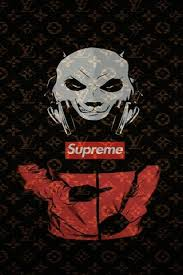 supreme lv wallpaper to your