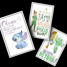 disney quotes sayings inspirations posters a s