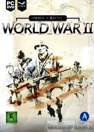 order of battle world war ii free