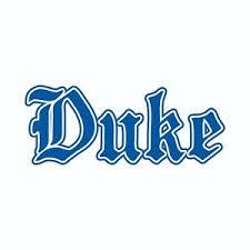 Duke Blue Devil Devils Sticker Laptop University Team Vinyl College Decal Wall Ebay