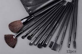 mac cosmetics outlet 12pcs brushes set
