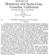 Perry, Thomas Frank b. 9 Aug 1854 Fayal, Azores, Portugal d. 7 Jun 1937  Berkeley, Alameda County, California: The Henry and Mayme Gimbel Family