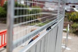 Steel Hoarding Mesh Extension Safe Fence