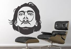 Salvatore Dali Decal Design Vinyl Art Decor Vinyl Art Decal Wall Art Sticker Wall Art