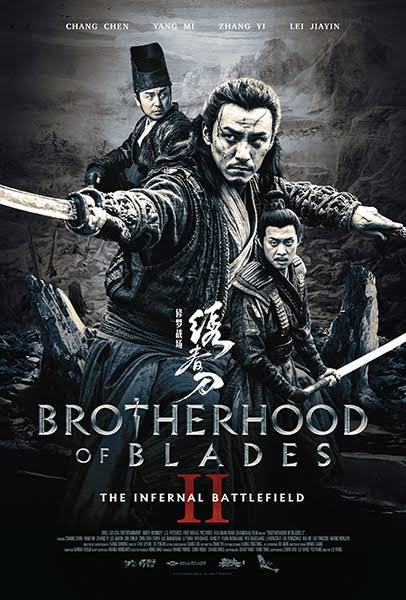 Brotherhood Of Blades 2 (2017) BluRay 480p 720p 1080p Dual Audio (Hindi + Chinese) Esubs