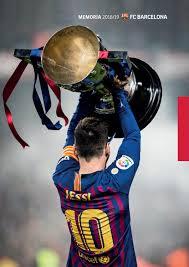 Memoria Fc Barcelona Temporada 2017 18 By Fc Barcelona Issuu