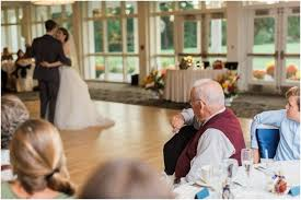 fall wedding at manchester country club