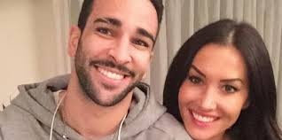 Adil Rami broke up with Sidonie Biémont: she throws him a spade!